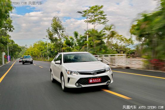 试驾广汽丰田新凯美瑞 它就是my car