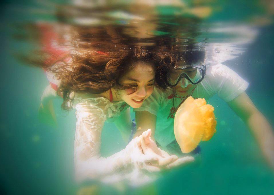 水下摄影技巧 用镜头畅游水中