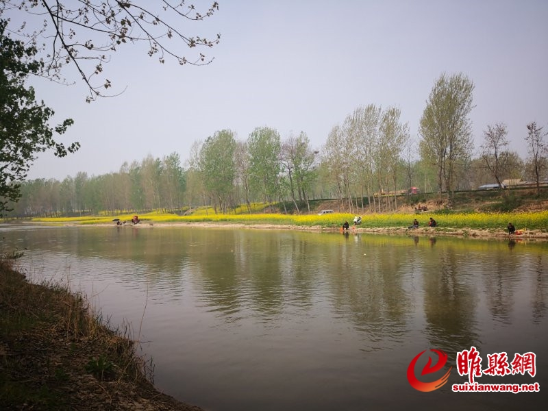 河南睢县:生态美景涵养气质 扮靓城乡提升颜值