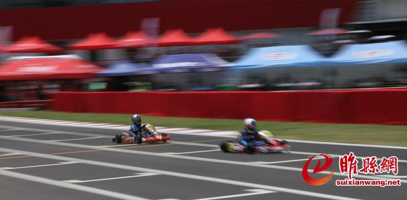 速度与激情的碰撞―― 2019CKC中国卡丁车锦标赛河南睢县站火爆开赛